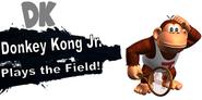 Donkey Kong Jr. SSB4 Reveal