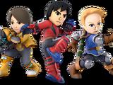 Mii Fighter (M.U.G.E.N Trilogy)
