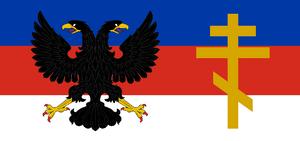 Siberia flag