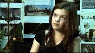 Georgie Henley as Brianna Jackson