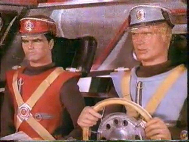 Captain Scarlet 21 - Treble Cross 3 3