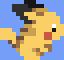 Pikachu SMM