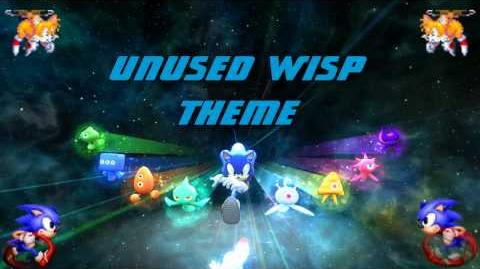 Sonic Colors - Unused Wisp Theme