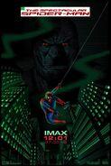 Mondo Imax Amazing SpiderMan Poster