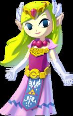 PrincessZelda TWWHD