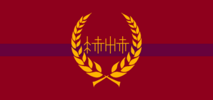 Rome flag