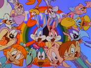 Tiny Toons Characters