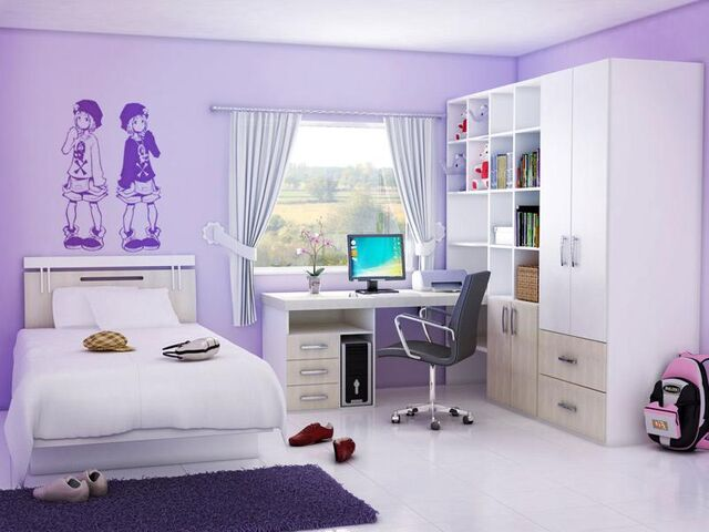 FileCute Bedroom Ideas For Teenage Girls With