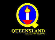 Queensland Animation Studios 1995- Logo