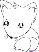 How-to-draw-a-chibi-fox-step-5