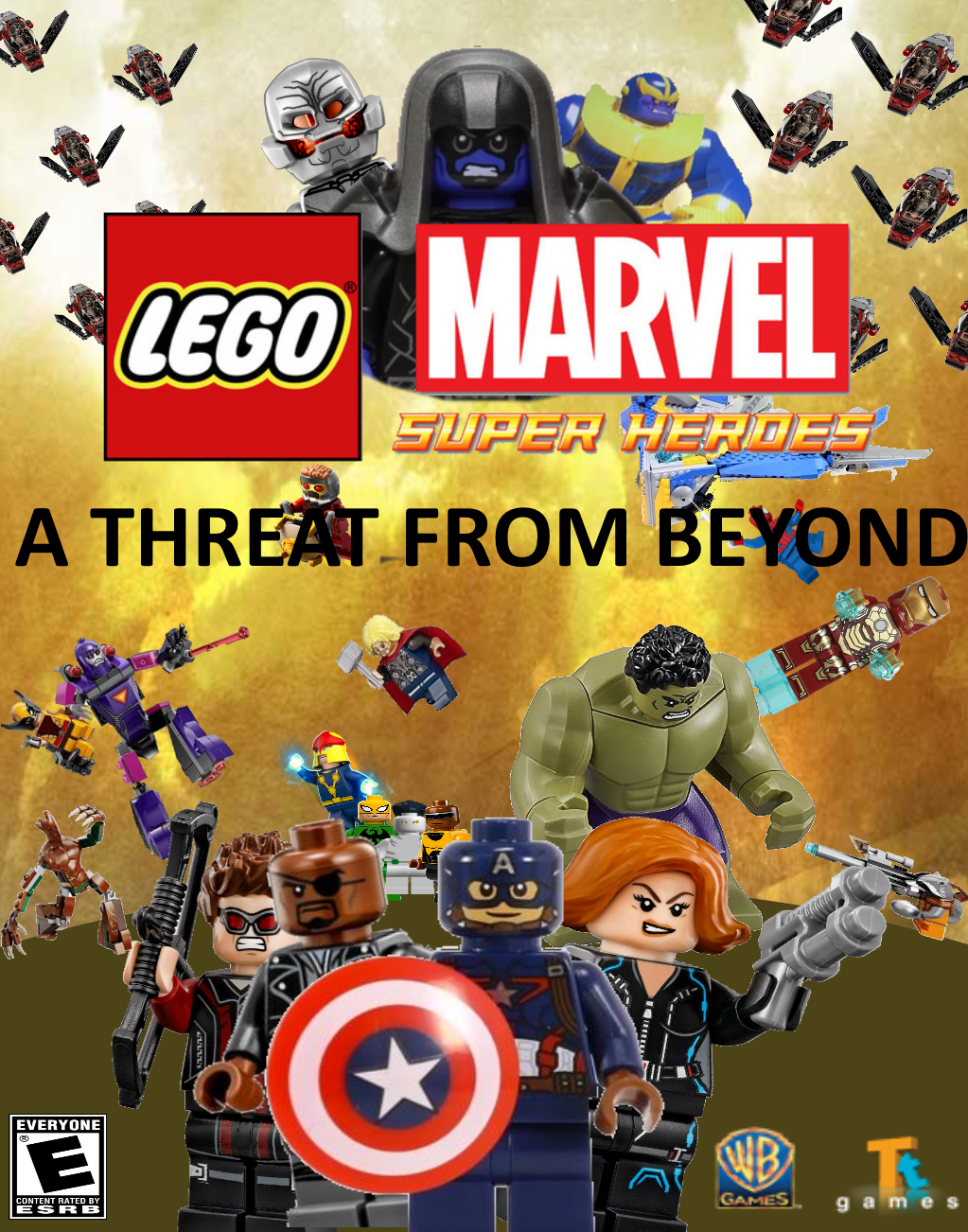 LEGO Marvel Superheroes 2: A Threat from Beyond | Fanon Wiki