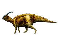 Parasaurolophus titanii