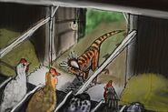 Jurassic aftermath bonus stiggy in a barn by taliesaurus dcy2syc-pre