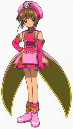 Pink Hope Costume