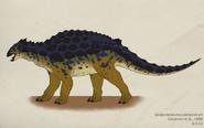 036 gargoyleosaurus parkpinorum by green mamba-d4yph9a