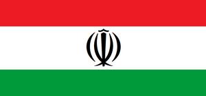 Persia flag
