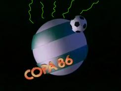 Copa na Nia 1986