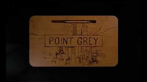 Point Grey Logo - This Is The End