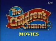 The Children's Channel Movies Logo