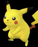 Pikachu Character Selection Portraits
