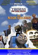 Thomas and the Magic Railroad 2019 UK poster (Thin version)