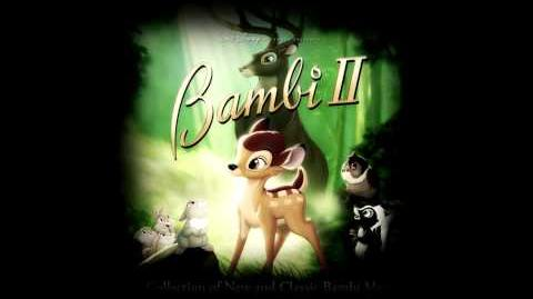 ♫♫ Bambi 2 Original Motion Picture Soundtrack ~ Through Your Eyes ♫♫