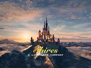 Shires logo ATSK style