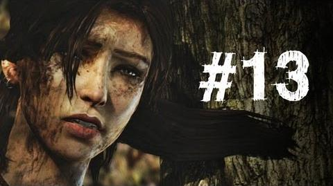 Tomb Raider Gameplay Walkthrough Part 13 - Predator (2013)