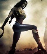 Wonder Woman Injustice