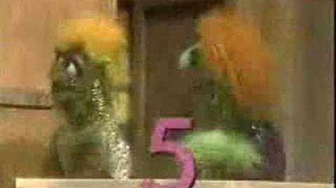 Elmo's Jive Five