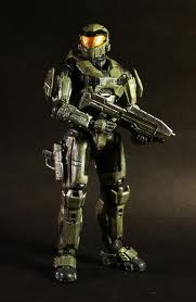 Spartan action figure