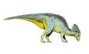 Parasaurolophus-michael-vigliotti