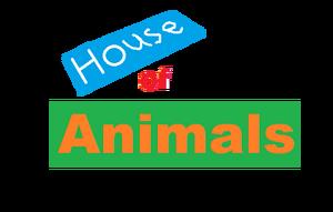House of Animals logo