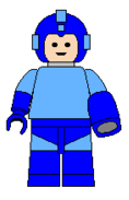 Lego mega man characters by gamekirby-d67zq3s