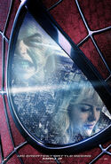 The amazing spider man 2 2014 poster by enoch16-d71gggm