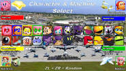 KARZG Character and Machine Select 02