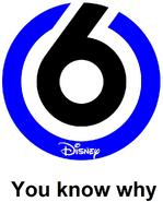 DisneySix2010logo