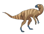 Drawdinovember eoraptor by tepuitrouble-d9f8cau