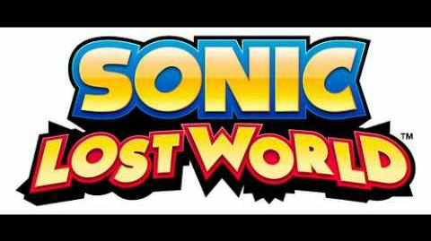 Sonic Lost World ~ Wisp power-up music