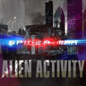 Spider-Man- Alien Activity