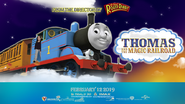 Thomas and the Magic Railroad Wallpaper 2019 Poster
