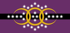 Czi'kolgyar flag