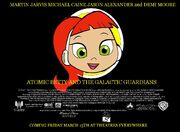 Atomic Betty and the Galactic Guardians Poster