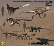 Early Cretaceous American Dinosaurs