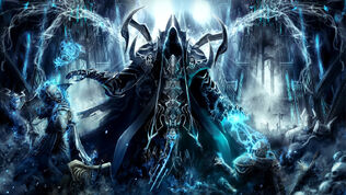 Malthael reaper of souls by arist0te-d77eh0c