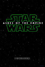 Star Wars Episode VII: Ashes of The Empire