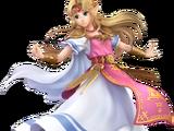 Zelda (M.U.G.E.N Trilogy)