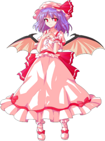 Remilia Scarlet Artwork