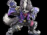 Wolf (M.U.G.E.N Trilogy)