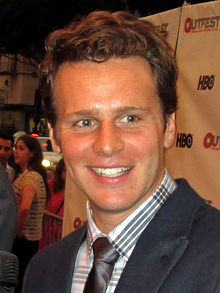 Jonathan Groff at Outfest 2012